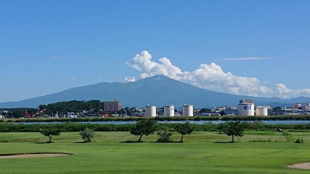 ここからの鳥海山の眺め好きです…今ある在庫は計画通りですか?