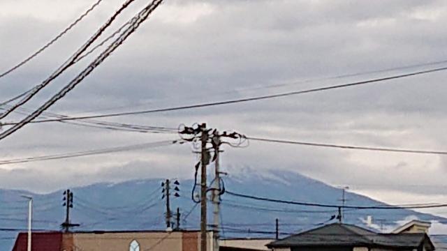 ついに…来ましたね雪(*_*;